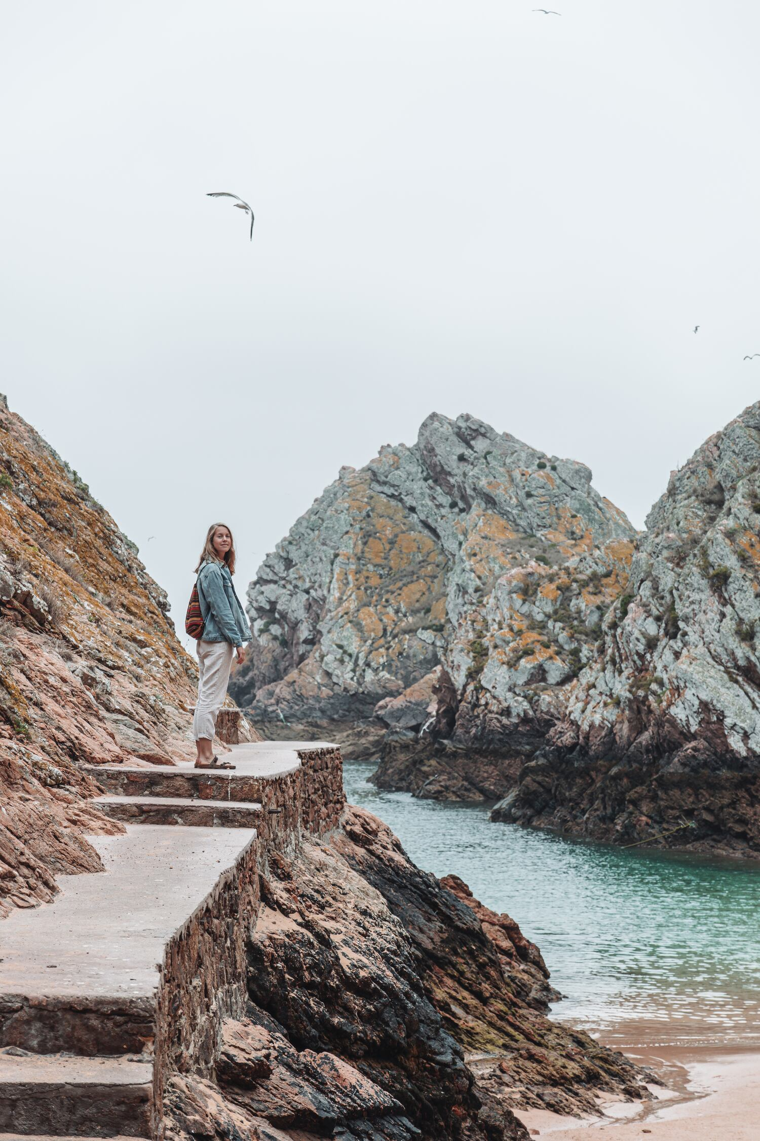 The Berlenga Islands are a must visit location when venturing on a Portugal road trip